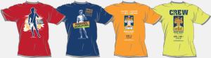 Cultural Marketing Initiative Art of Sand Portfolio Shirts