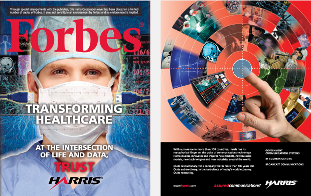 Harris Forbes Direct Outreach Design - Healthcare Cover