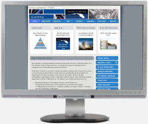 Space Florida Portfolio Web