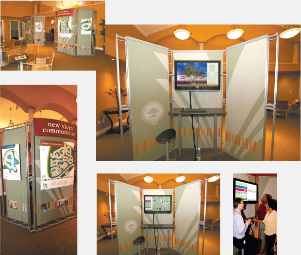 The Viera Company Home Discovery Center Kiosk