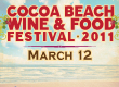 Cocoa Beach Wine & Food Festival 2011