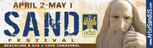 Art of Sand Advertising Marketing Firm Award Brevard FL Brandt Ronat