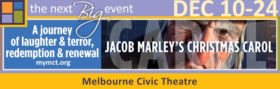 Digital Billboard Design / Cultural Marketing - Melbourne Civic Theatre