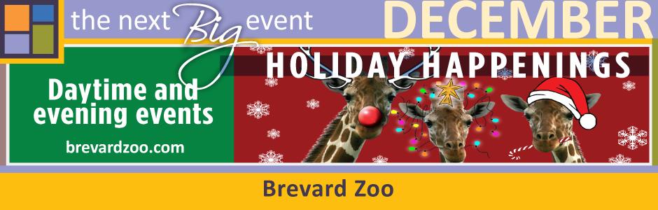 Digital Billboard Design / Cultural Marketing - Brevard Zoo