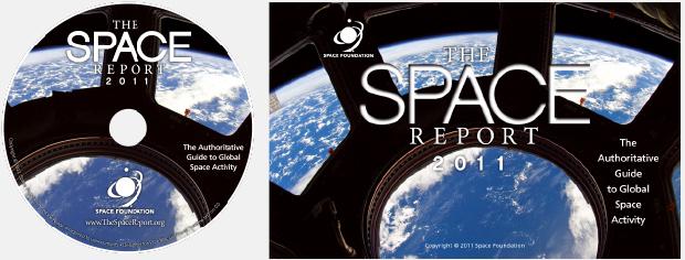 SpaceReport 2011 Portfolio CD rom