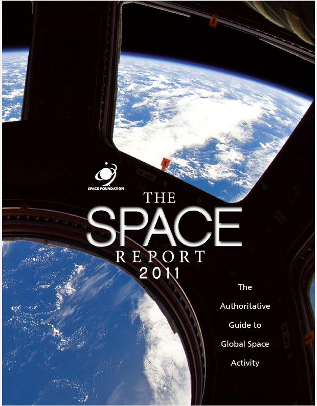 Space Report 2011 Portfolio Cover