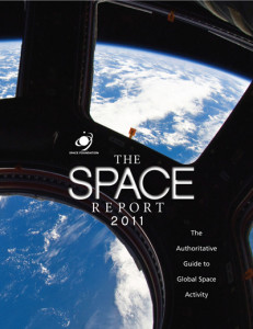 Cover of The Space Report 2011