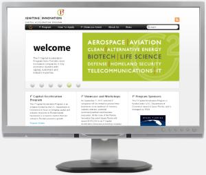 Igniting Innovation Website Design