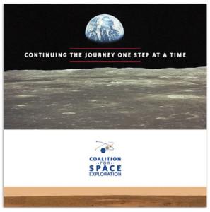 Coalition for Space Exploration Brochure - Advertising   Marketing   Brevard   Orlando FL