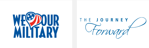 Logo / Brand Design / Development - We love our military / Economic Development