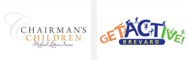 Logo / Brand Design / Development - Chairman's Children / Get Active Brevard
