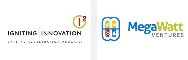 Logo / Brand Design / Development - Igniting Innovation / MegaWatt Ventures