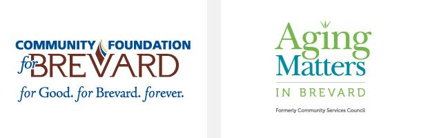 Logo / Brand Design / Development - Community Foundation / Aging Matters Brevard