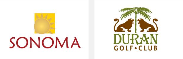 Logo / Brand Design / Development - Sonoma Viera / Duran Golf Club