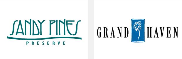 Logo / Brand Design / Development - Sandy Pines Preserve / Grand haven