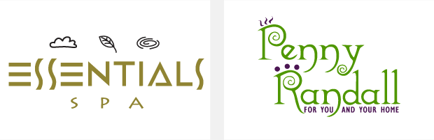 Logo / Brand Design / Development - Essentials Spa / Penny Randall