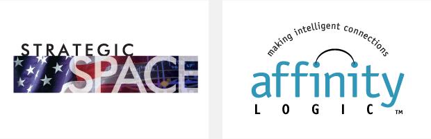 Logo / Brand Design / Development - Strategic Space / Affinity Logic