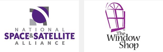 Logo / Brand Design / Development - National Space & Satellite Alliance / The Window Shop