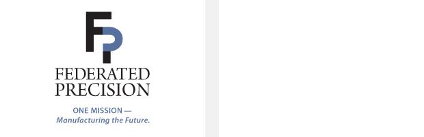 Logo / Brand Design / Development - Federated Precision