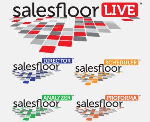 SalesfloorLIVE Logos
