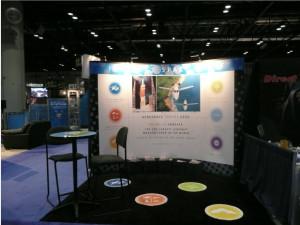 EDC NBAA Tradeshow Display