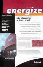 Intersil News Letter - Advertising | Marketing | Brevard | Orlando FL