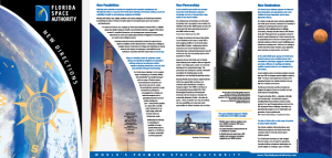 Florida Space Authority Collateral