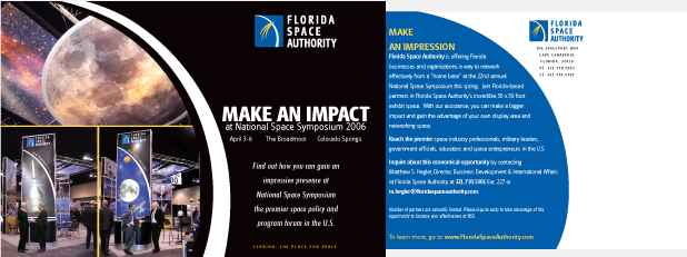 Florida Space Authority Direct Mail