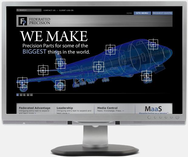 Federated Precision Website Development