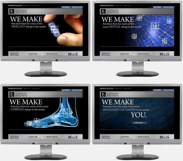 Federated Precision Website Development 2