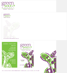 green turtle market portfolio ID package