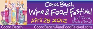 Cocoa Beach Wine Food Festival 2012