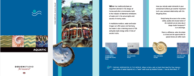 Brochure Design / Ferrazzano