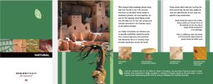 Portfolio Ferrazzano Brochure Natural