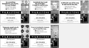 Portfolio Ferrazzano Newspaper Ads