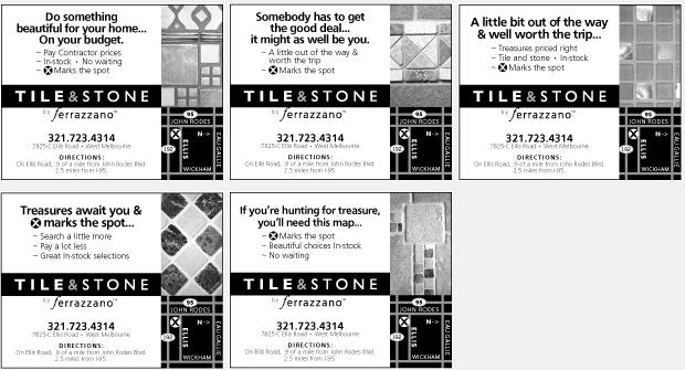 Newspaper Design / Campaign Development / Ferrazzano