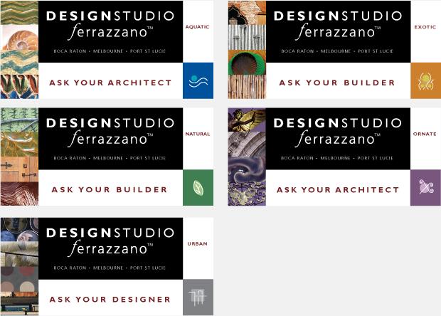 Billboard Design / Campaign Development / Ferrazzano