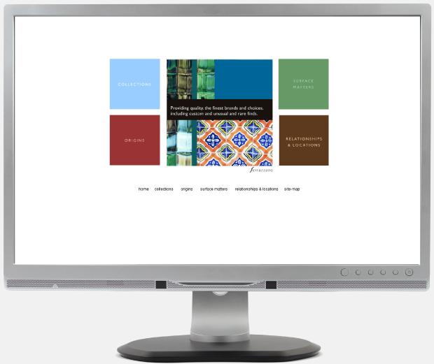 Website Design / Development / Ferrazzano