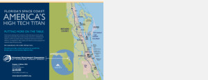 Economic Development Commission Florida's Space Coast: Brochure Design 7