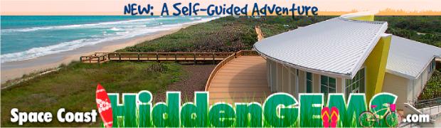 Space Coast Hidden Gems Digital Billboard Creative campaign