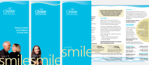 Christie Dental Portfolio Direct Mail