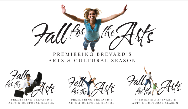 Brand / Campaign Development - Fall for the Arts / Brevard Cultural Alliance