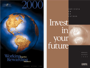 IDB IIC Federal Credit Union Portfolio Annual Report 2000