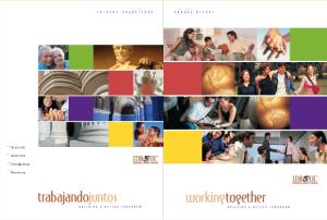 IDB IIC Federal Credit Union Portfolio Annual Report