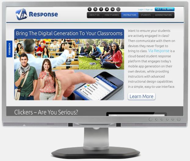 VIA_Response_Portfolio_Website